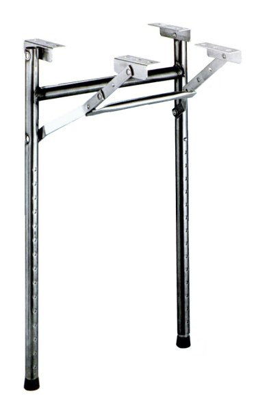Adjustable H   Type Legs. Great For Serving Tables And Level Any Table Used  On Uneven Surfaces.